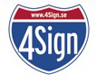 4Sign logo