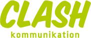 clash logo colour